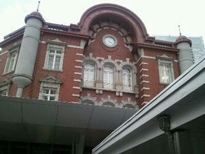パリの風を感じるカフェ@東京ステーションホテル_a0187658_23395911.jpg