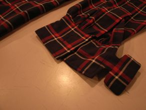 """ANATOMICA WEEKEND SHIRT COTTON/WOOL OVER CHECK\""ってこんなこと。_c0140560_10103216.jpg"