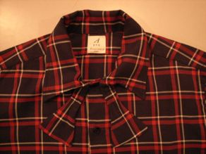 """ANATOMICA WEEKEND SHIRT COTTON/WOOL OVER CHECK\""ってこんなこと。_c0140560_10103487.jpg"