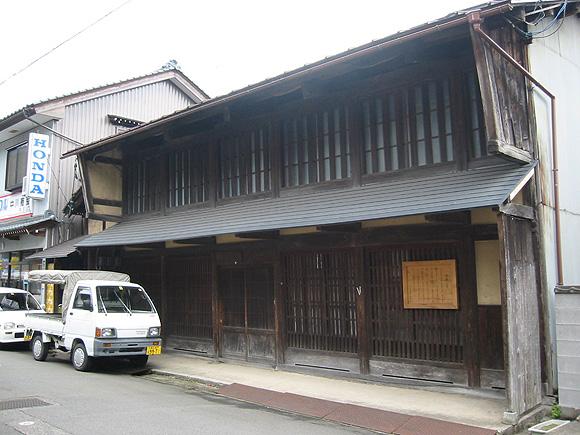北国街道 今庄宿_e0164563_10454543.jpg