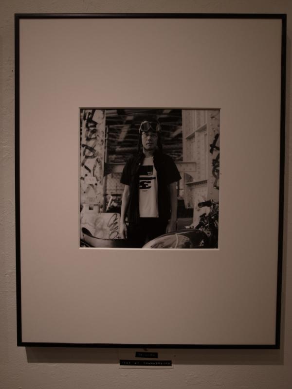 Hassel de Portrait 写真展に行ってきました。_c0227366_19302652.jpg