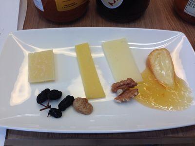 felice-italia 第2回チーズセミナー_f0134268_041655.jpg