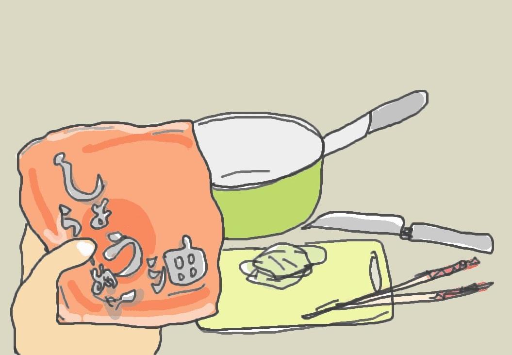 朝からこれを食べるのはちょっと。。。と、思いつつ。。。_f0096569_841767.jpg