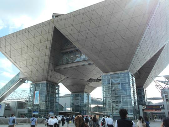東京展示会 2日目 iOFTにて_e0200978_10421419.jpg