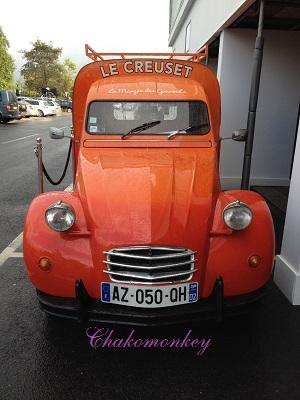 ルクルーゼの車_f0238789_20203787.jpg