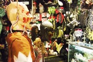 NYのハロウィン・ムードを体感できるお店 New York Costumes Halloween Adventure_b0007805_21364886.jpg