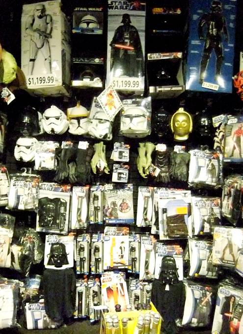 NYのハロウィン・ムードを体感できるお店 New York Costumes Halloween Adventure_b0007805_21394962.jpg