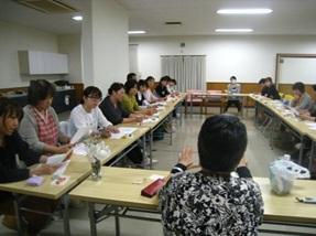 川嶋みどり代表と語る会を開催しました_d0250505_15191422.jpg