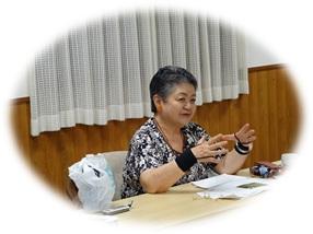 川嶋みどり代表と語る会を開催しました_d0250505_15213852.jpg