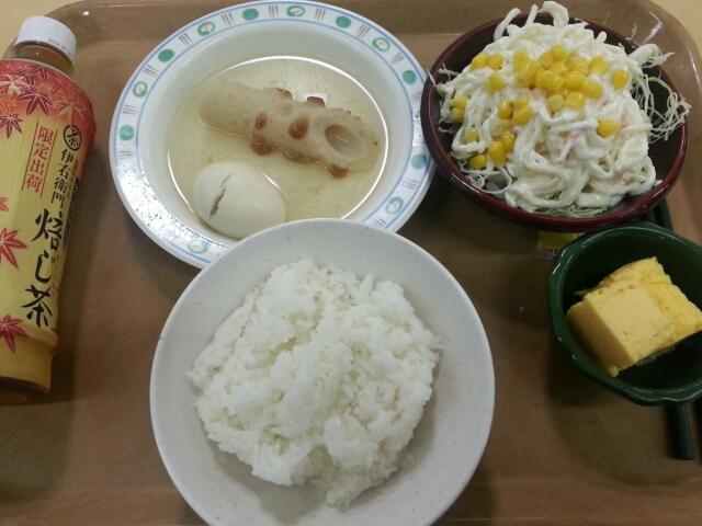 今日の朝食@会社Vol.62_b0042308_7504296.jpg