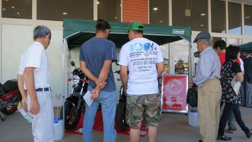 ☆バイクの集いin浜北に展示させていただきました ワァ──ヽ(〃v〃)ノ──イ!!☆_d0038712_18515549.jpg