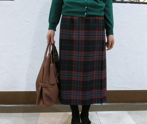 オニールオブダブリン キルトスカート二個ベルト75cmです。_c0227633_18334925.jpg