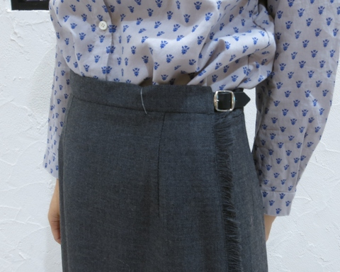 オニールオブダブリン キルトスカート二個ベルト75cmです。_c0227633_18355345.jpg