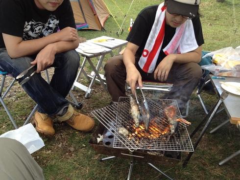 キャンプ部活動2013_d0085634_17113366.jpg