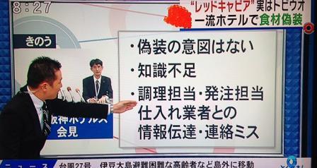 阪急グループの食材偽装で1億1000万円返金分は被災地に全額寄付by小倉_b0017844_11162479.jpg