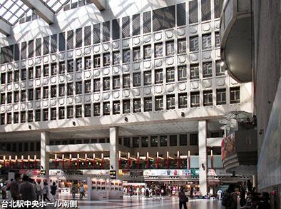 台北交通事情レポート5 <巨大でとても複雑な台北駅>_c0167961_1826995.jpg