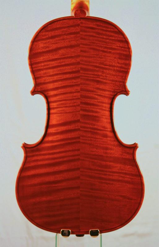 弦楽器フェアのお知らせと、新作ヴァイオリン完成_d0047461_624951.jpg
