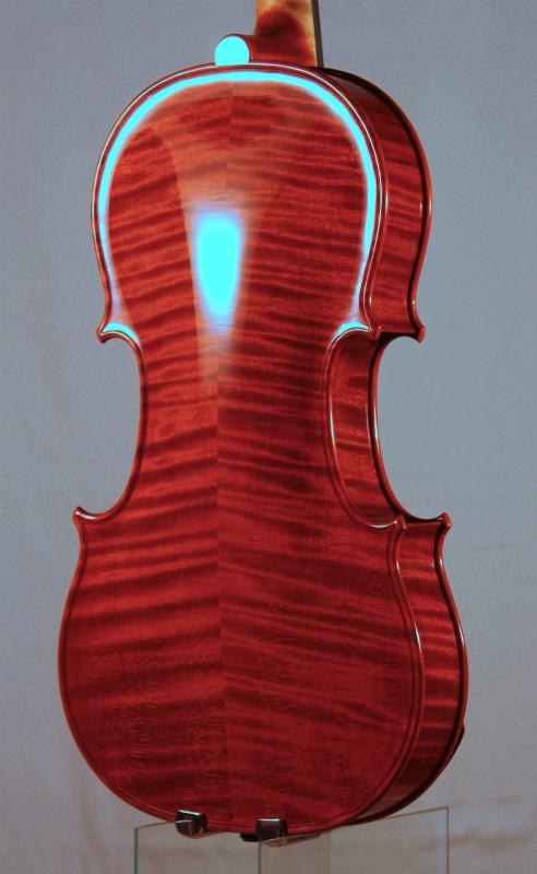 弦楽器フェアのお知らせと、新作ヴァイオリン完成_d0047461_631915.jpg