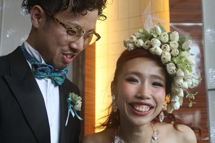 先日の結婚式の・・・_a0272765_18114435.jpg