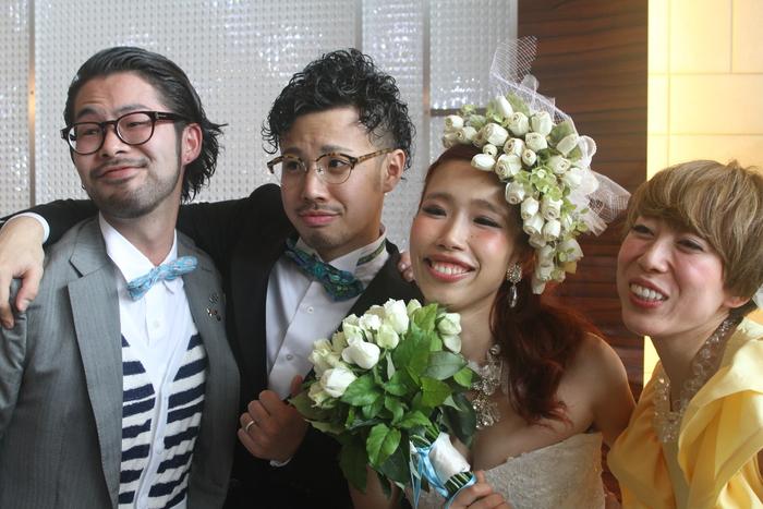 先日の結婚式の・・・_a0272765_18135212.jpg