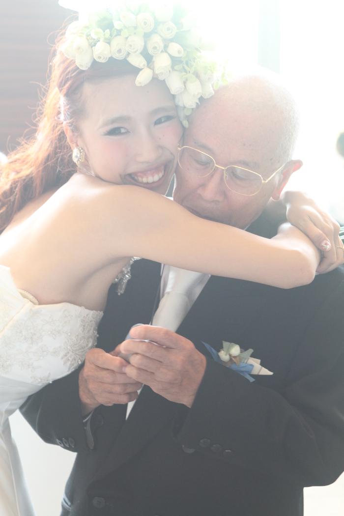 先日の結婚式の・・・_a0272765_1816363.jpg