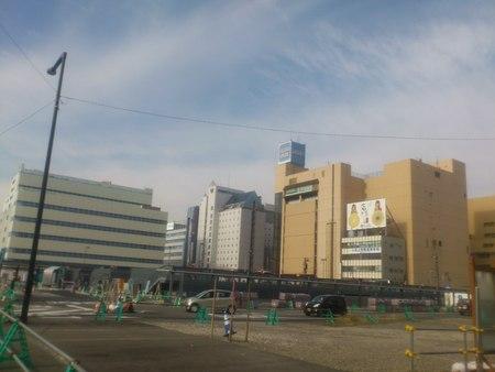 旭川駅前_b0106766_21475597.jpg