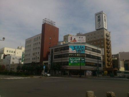 旭川駅前_b0106766_21475623.jpg