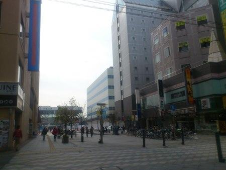 旭川駅前_b0106766_21475668.jpg