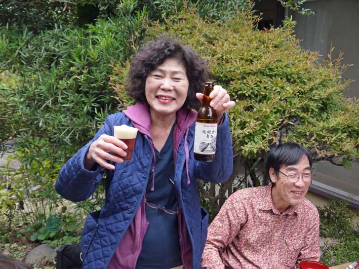 かっちゃん宅の芋煮会に手づくりの里芋など提供(10・22)_c0014967_11133377.jpg