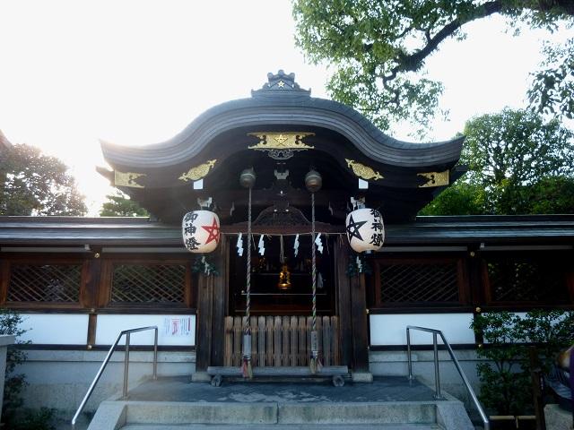 京都   (最終編  晴明神社 と  色々 )_d0105967_1904341.jpg
