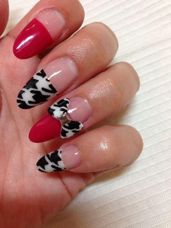 my nail☆_a0158476_15255334.jpg