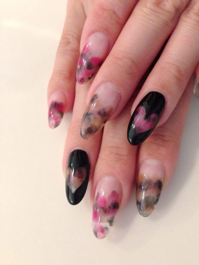 my nail☆_a0158476_15255371.jpg