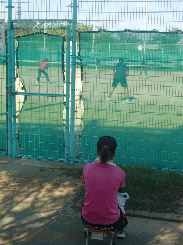 ◆ 2013秋のテニス団体戦 _f0238779_15254465.jpg