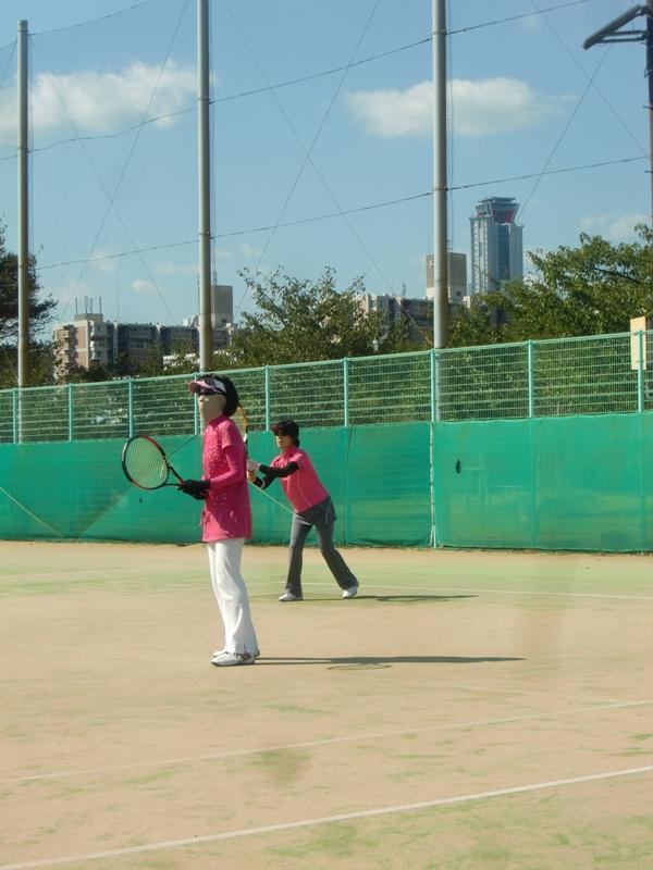 ◆ 2013秋のテニス団体戦 _f0238779_152642.jpg