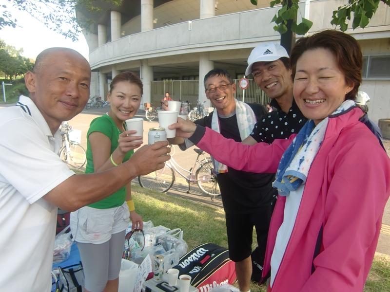 ◆ 2013秋のテニス団体戦 _f0238779_15265112.jpg
