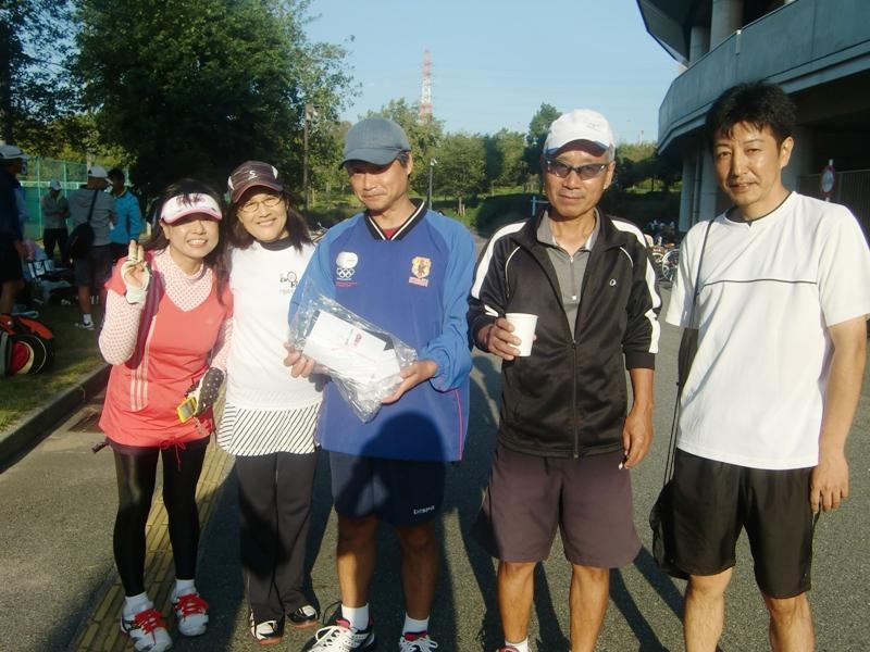 ◆ 2013秋のテニス団体戦 _f0238779_15272175.jpg