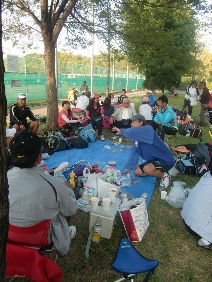 ◆ 2013秋のテニス団体戦 _f0238779_15445565.jpg