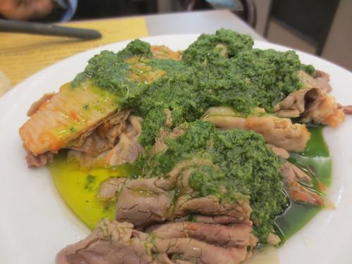 ランチはお安くそしてフィレンツェの名物料理をここで!_c0179785_658529.jpg
