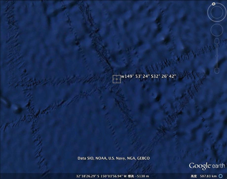 In Deep氏、太平洋の海底に「未知の塔」を発見か?:よくこんなもの見つけたネ!_e0171614_1956313.jpg