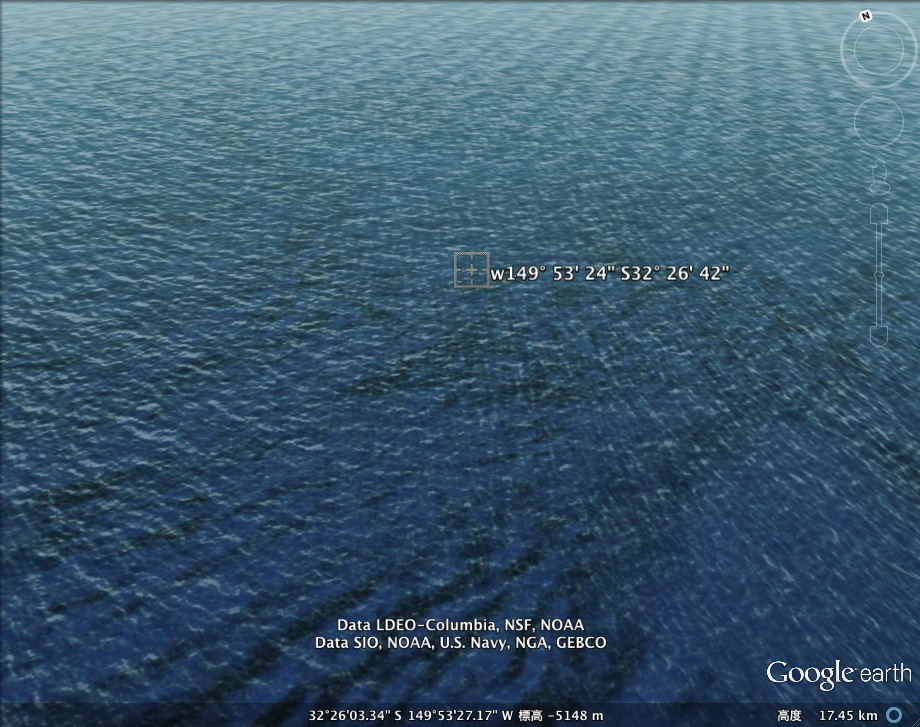 In Deep氏、太平洋の海底に「未知の塔」を発見か?:よくこんなもの見つけたネ!_e0171614_1957544.jpg