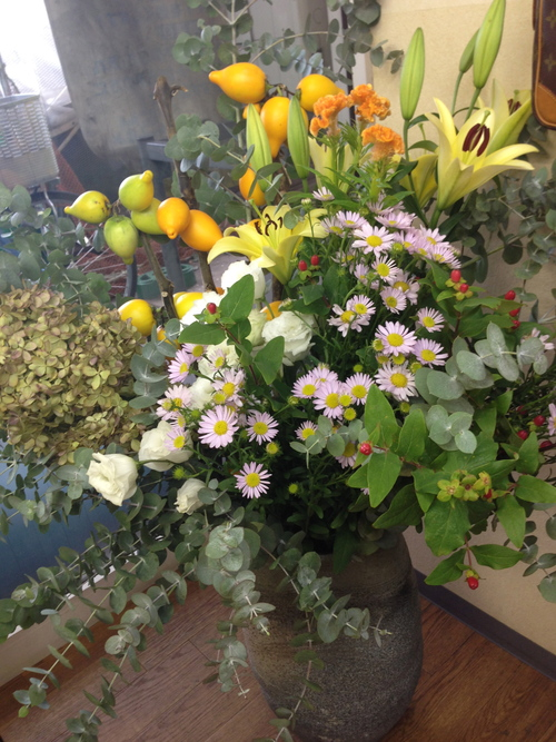 今週のお花とセール情報_a0200423_1559065.jpg