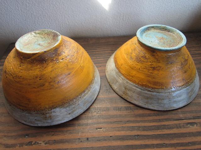 杉尾信康さん~黄色の飯碗。_b0207631_16361774.jpg