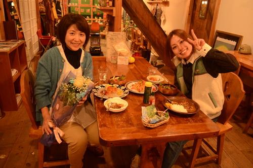 HAPPY BIRTHDAY!みちよ&なな!_b0207642_22103290.jpg