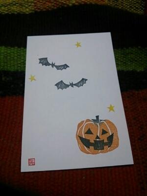 2013.10.23はんこ教室@新越谷カフェバナーノ_f0177745_142951.jpg