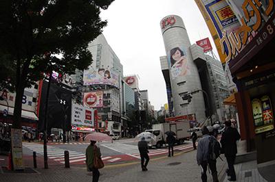 10月24日(木)の渋谷109前交差点_b0056983_11391423.jpg
