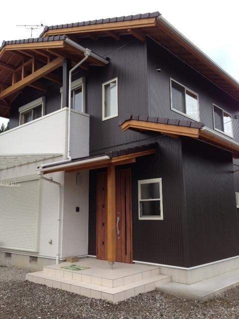 K邸完成しました。_b0283089_21212954.jpg