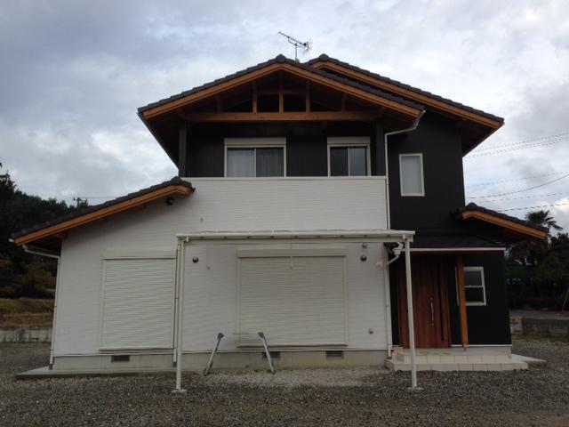 K邸完成しました。_b0283089_21222330.jpg