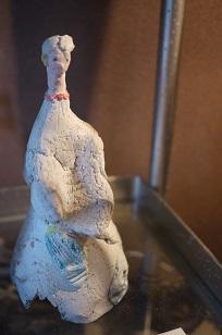 ②「鈴木隆さんのオブジェ・花器・絵画たち」=10月個展=_f0226293_8145846.jpg