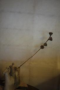 ②「鈴木隆さんのオブジェ・花器・絵画たち」=10月個展=_f0226293_8175120.jpg