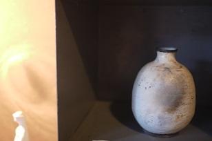 ②「鈴木隆さんのオブジェ・花器・絵画たち」=10月個展=_f0226293_817754.jpg
